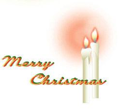 メリークリスマスと