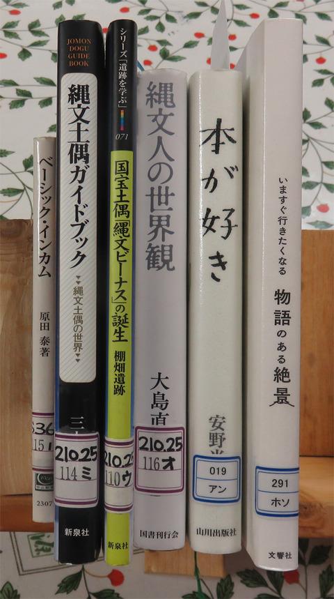 11月16日図書館から借りた本