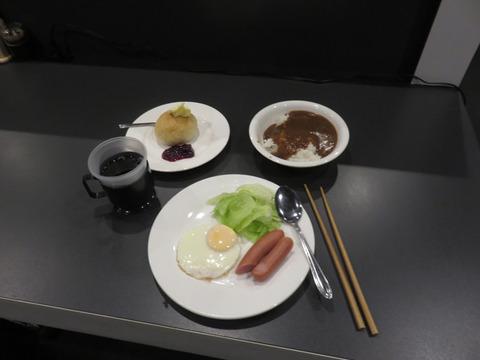 1月4日博多のホテル