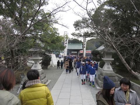 1月5日百宗像神社2