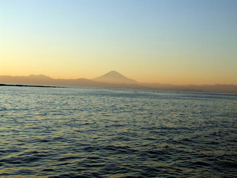 9月18日富士山