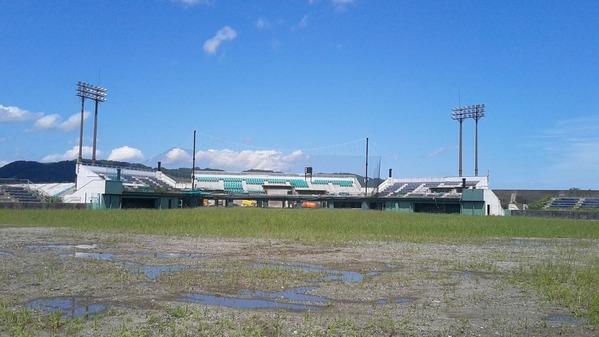 宮古運動公園野球場7