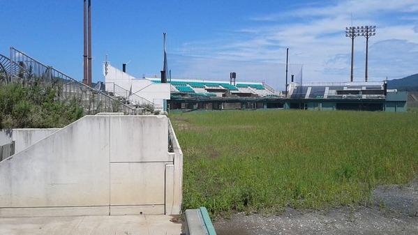 宮古運動公園野球場5
