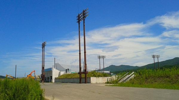 宮古運動公園野球場