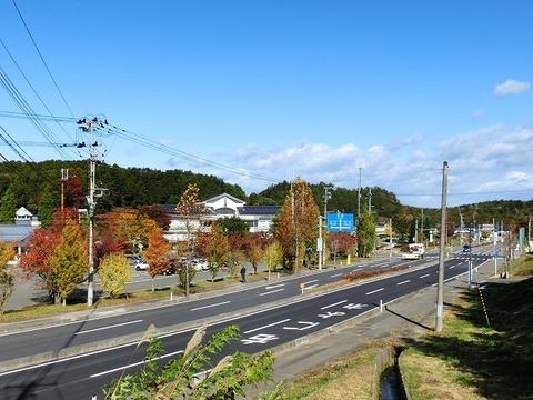 飯館村風景