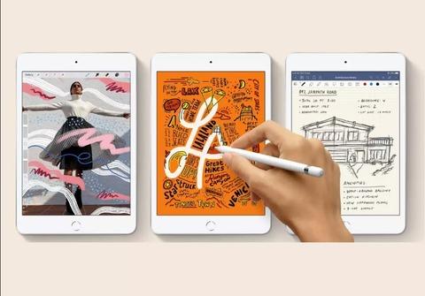 新iPad miniがついに登場!ペンに対応してる!!