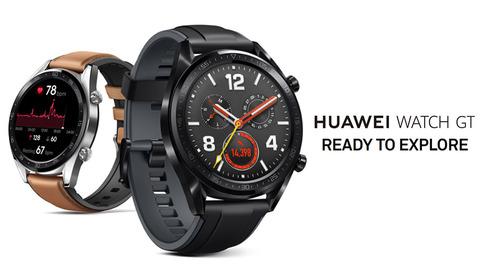 結構すごいのにあんまり注目されてないHuawei Watch GTというヤツ
