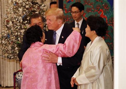 【韓国】文大統領 「日本は同盟相手でない」 トランプ大統領は理解すると応じる★6 YouTube動画>2本 ->画像>22枚