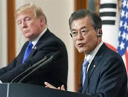【速報】米、韓国との軍事演習中止