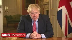 【速報】英ボリス・ジョンソン首相がコロナ陽性