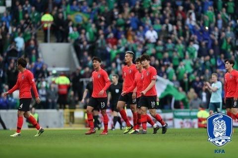【サッカー】韓国代表、痛恨のOG&終盤の失点で北アイルランドに逆転負け