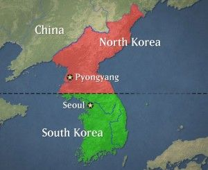 North-South-Korea-300x245