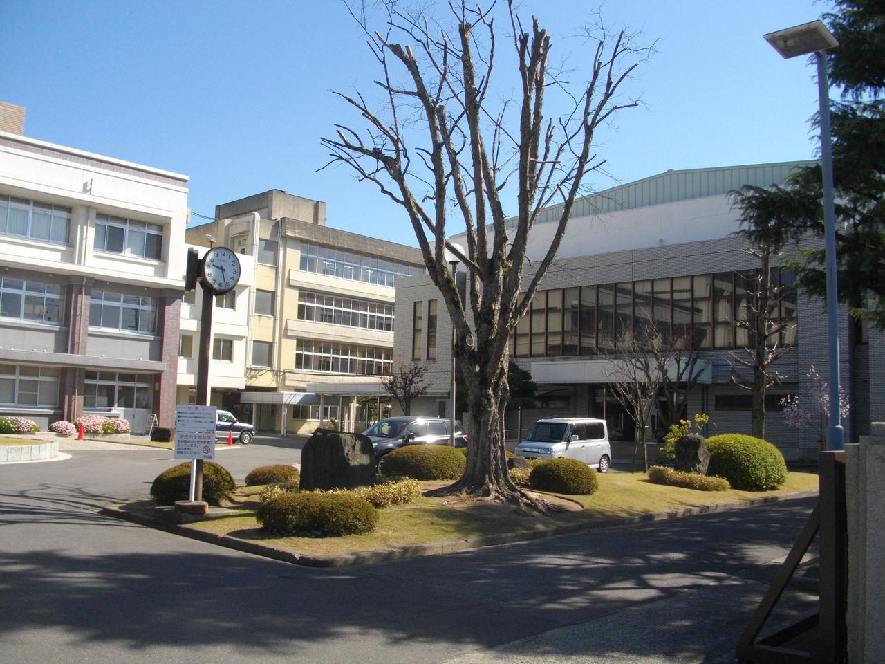東 高校 松山