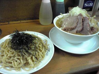 20080401豚入り味噌つけ麺