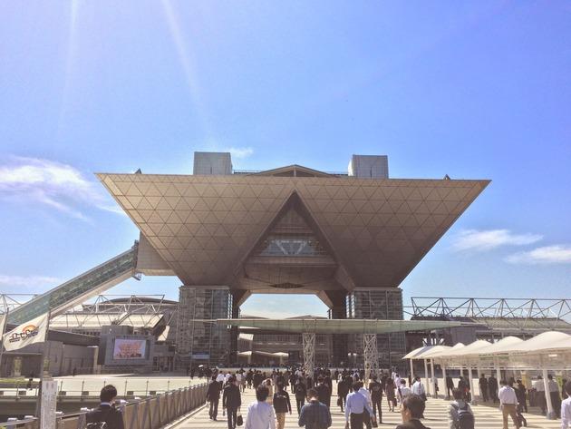 【速報!ってほど速くもない】2015 Japan IT Week「Web&モバイルマーケティングEXPO春」@ 東京ビッグサイト(国際展示場)、初日の様子を少しだけレポート