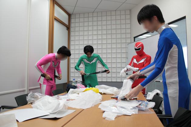 鈴木が5人いたのでスズレンジャーを結成したり、