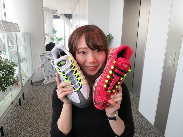 ナイキAIRMAX95がGEOMAX16に!ジオリンピック優勝賞金でスニーカーをカスタマイズしたよ。 #MYNIKEiDS