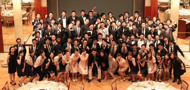 第13期キックオフイベント@パークハイアット東京(前編)