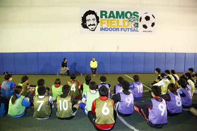 サッカーに対する思いやチームでの役割、仕事などについてのフリートーク