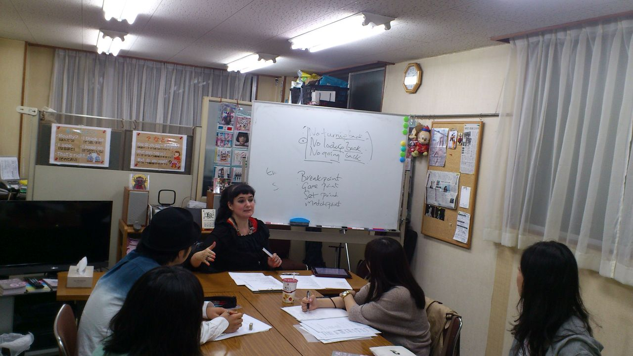 ★3/27(木)英語詞ワークショップ・レポート
