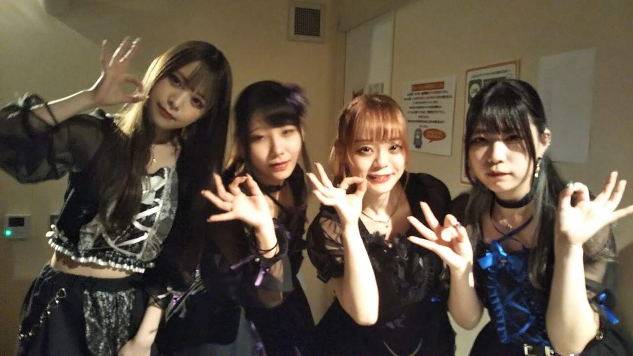 アイドルグループ『DEMON FACTOR」東京初ライブ!