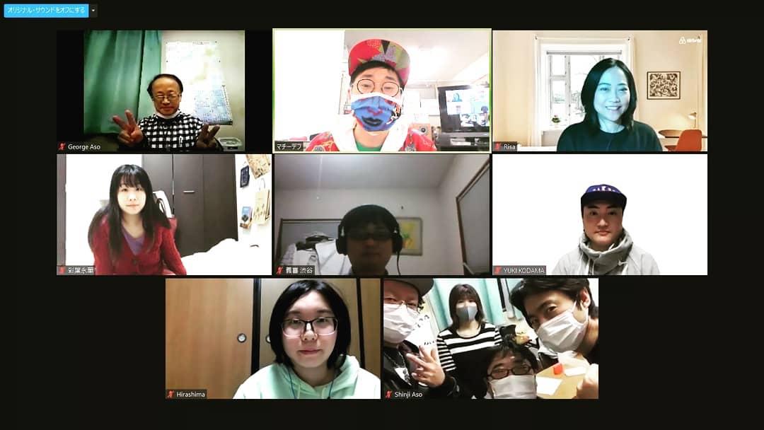 J-POPラップ作詞講座二日目