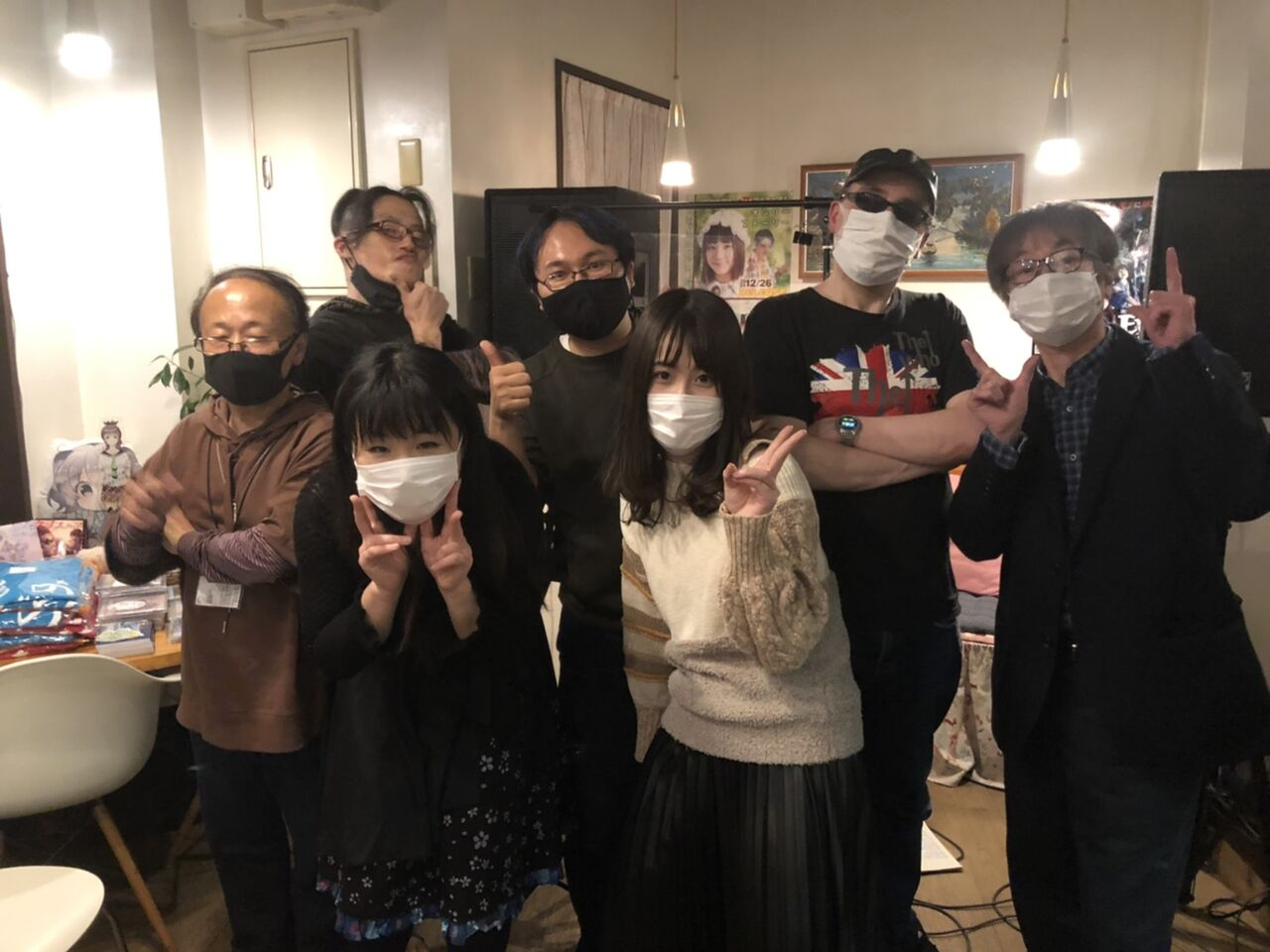 MPJ × カムイ コラボライブ&コラボスープカレーを終了!