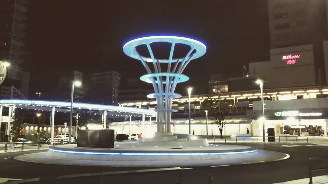 大塚は未来都市?