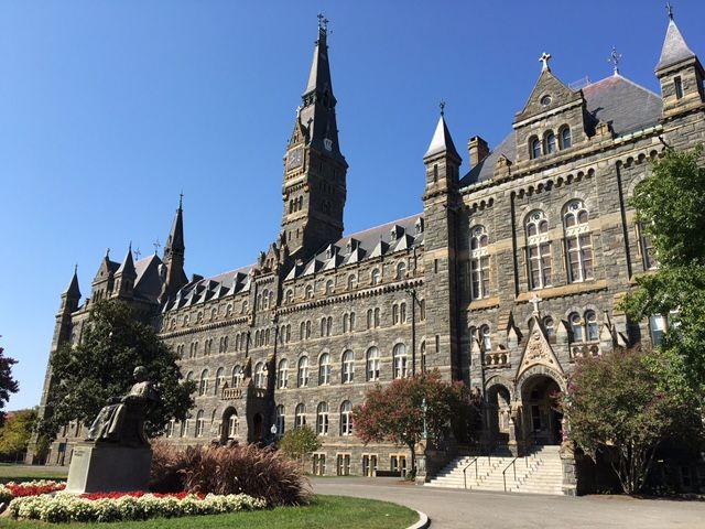 「ジョージタウン大学外交政策大学院」の画像検索結果