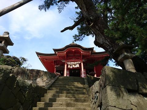 日御碕神社 日本総本宮神の宮