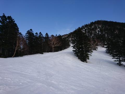 志賀高原 横手山キング