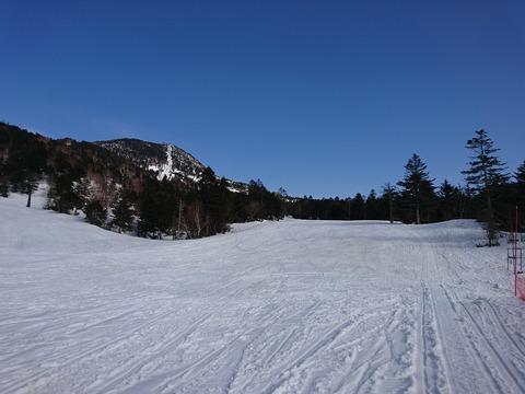 志賀高原 横手山 ラスラン
