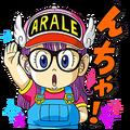 アラレちゃん002