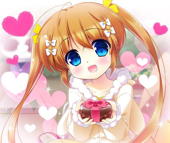「バレンタインデート」