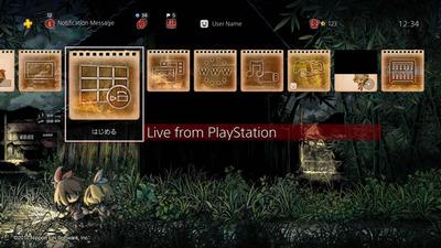 PS4テーマ01