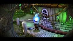 魔女の小屋探索