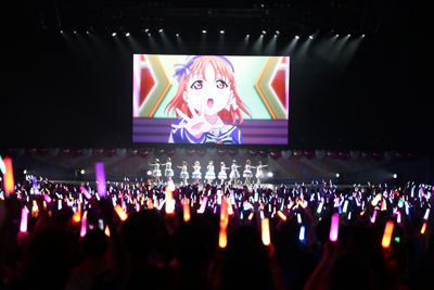 Love Live Sunshine!!�
