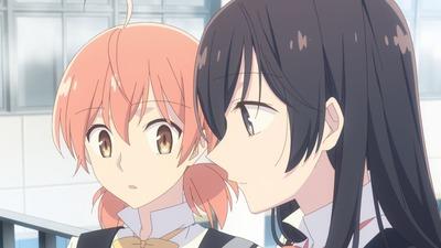 TVアニメ「やがて君になる」第10話「私未満/昼の星/逃げ水」あらすじ・先行カットを公開