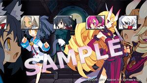 PSP用カスタムテーマサンプル