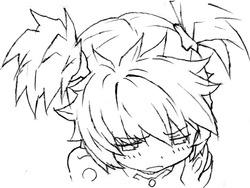 アイネス表情2