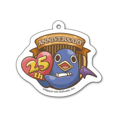 02プリニーアクリルキーホルダー(25周年ロゴVer.)