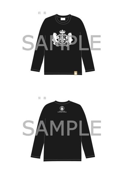 44_【ユリ熊嵐】ロングTシャツのコピー