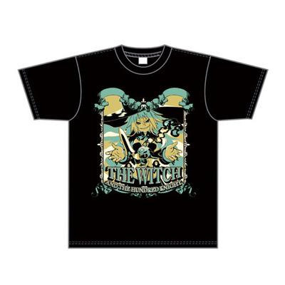 魔女と百騎兵Tシャツ