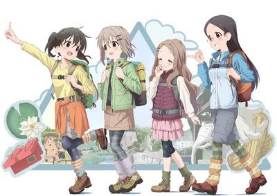 TVアニメ「ヤマノススメ」ファンミーティングのチケットプレオーダーが4月26日正午スタート
