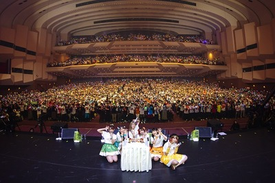 4thアルバム&ライブツアー2020の発表も! 「i☆Ris 7th Anniversary Live ~ 七福万来」ライブレポ