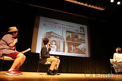 【OneRoom】20170926リリース_イベント写真2