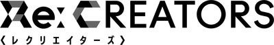【ReCREATORS】基本タイトルロゴ_1lineのコピー