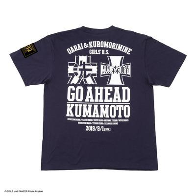 公式Tシャツ 大洗女子学園 Ver._05_WEB