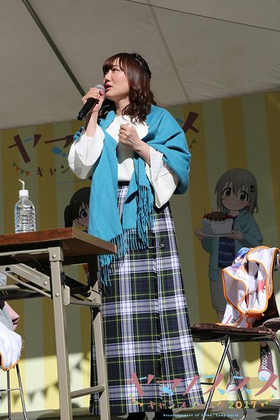 【ヤマノススメ】20171124_2日目朝の部阿澄さん