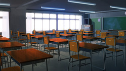 学校_三年生教室(昼)
